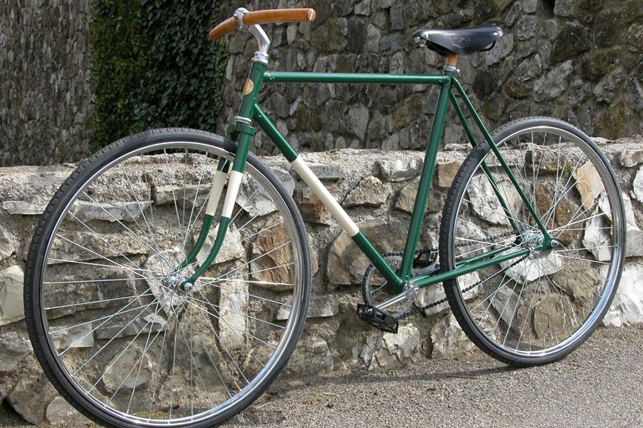 玛莎拉蒂的单车版:milani