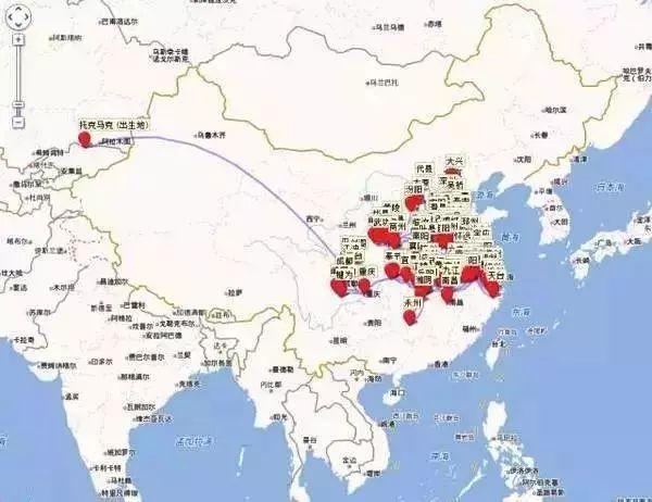 唐gdp_2016年上半年中国GDP百强城市排名